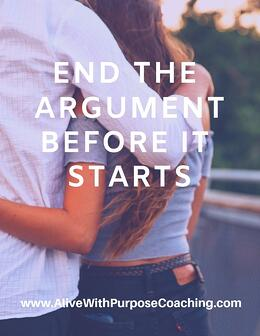 End the ArgumentCover-1