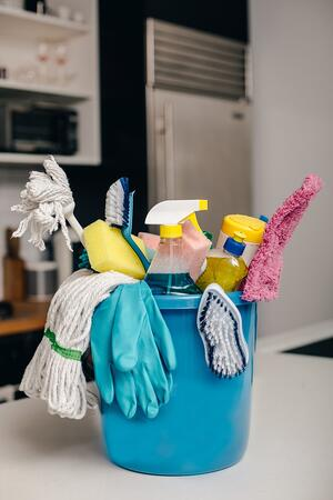 cleaning-supply-bucket-in-kitchen_925x