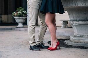romantic-couples-feet